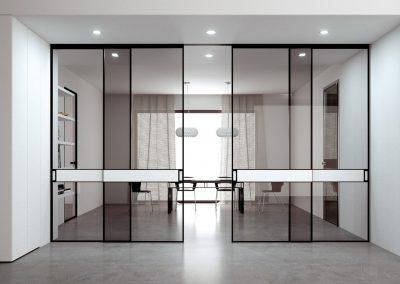BLR Interiorismo Madrid (A03 Puerta corredera modelo Piana)