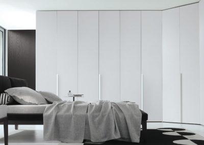 BLR Interiorismo Madrid (J01-Armario puerta mod plana-M04)
