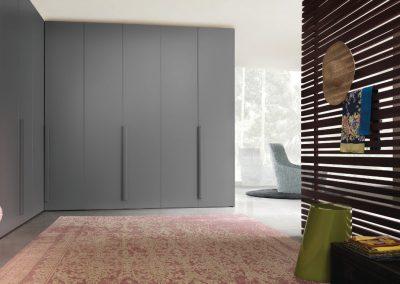 BLR Interiorismo Madrid (J01-Armario puerta mod plana-M30-M31)