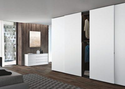 BLR Interiorismo Madrid (J01-Armario puertas coleccion Plana)