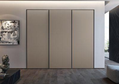 BLR Interiorismo Madrid (J01 Armario puertas mod Icona)