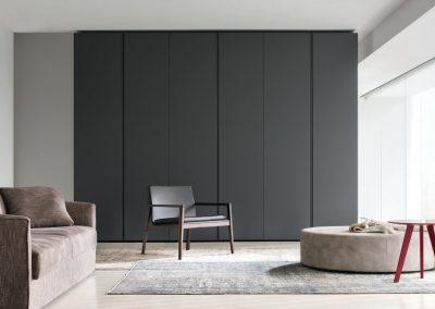 BLR Interiorismo Madrid (J01-Armario puertas mod Icona)
