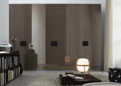 BLR Interiorismo Madrid (J01-Armario puertas mod Plana-M11-1)