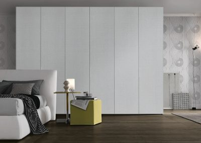 BLR Interiorismo Madrid (J01-Armario puertas mod Plana-M33)