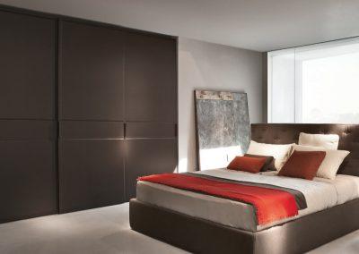 BLR Interiorismo Madrid (J01 Armario puertas mod trench)