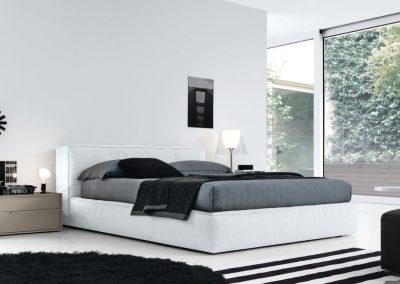 BLR Interiorismo Madrid (J01-Cama mod Mark Mesita mod Feel)