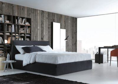BLR Interiorismo Madrid (J01-Cama mod Pascal)