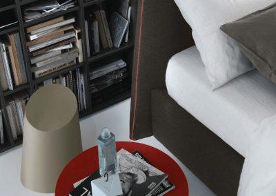 BLR Interiorismo Madrid (J01-Cama mod Pascal detalle)