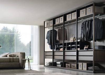 BLR Interiorismo Madrid (J01-Composicion Vestidor Sistema Pass)