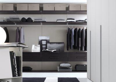 BLR Interiorismo Madrid (J01-Vestidor mod cabina)