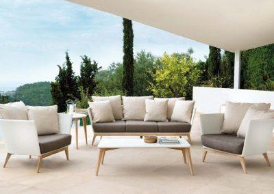 BLR Interiorismo Madrid (P04 Sofa y butacas mod Arc)