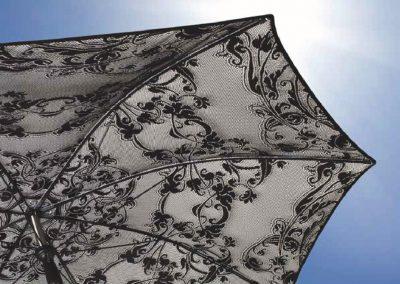 BLR Interiorismo Madrid (S12-Parasol sombrilla mod Cache-Cache)