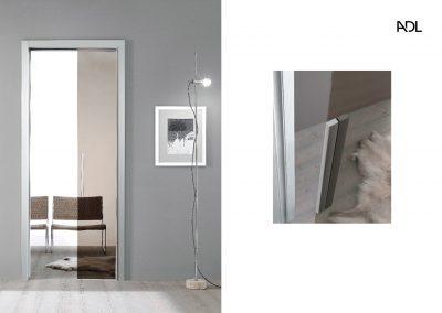 BLR Interiorismo Madrid (A03 Puerta Intramuro modelo Light)