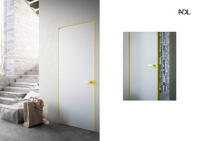 BLR Interiorismo Madrid (A03-Puerta batiente mod Piana-2)