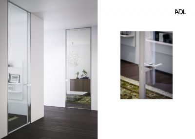 BLR Interiorismo Madrid (A03 Puerta modelo Style filomuro)