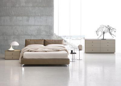BLR Interiorismo Madrid (A07 Dormitorio Coleccion Oasi)