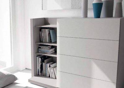 BLR Interiorismo Madrid (C27-Comoda mod Filbook)