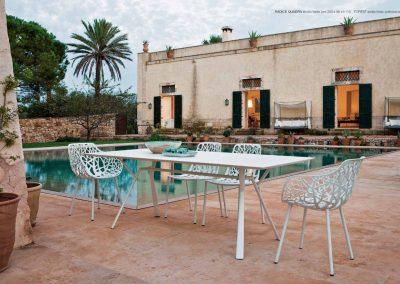 BLR Interiorismo Madrid (F04-Mesa Radice Quadra silla mod Forest (3))