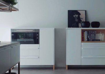 BLR Interiorismo Madrid (I01-the green kitchen Natural GK1-8)