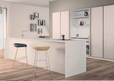 BLR Interiorismo Madrid (I01-the green kitchen Ocean Mist-2)