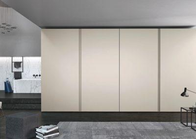 BLR Interiorismo Madrid (J01-Armario puertas coplanares mod Icona)