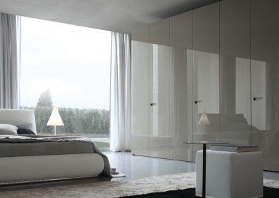 BLR Interiorismo Madrid (J01-Armario puertas mod Gap)