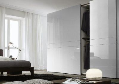 BLR Interiorismo Madrid (J01-Armario puertas mod Numa)