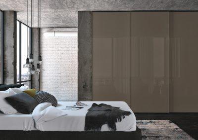BLR Interiorismo Madrid (J01-Armario puertas mod Square-Maxi)