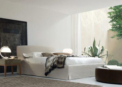 BLR Interiorismo Madrid (J01-Cama mod Elysee Mesita mod De Ville)