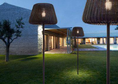BLR Interiorismo Madrid (P04 Lampara jardin mod Ralph)