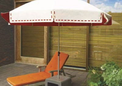 BLR Interiorismo Madrid (S12-Parasol sombrilla mod Coture)