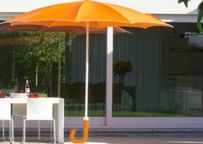 BLR Interiorismo Madrid (S12-Parasol sombrilla mod Gulliver)