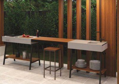 BLR Interiorismo Madrid (V05- Cocina exterior mod Adapt)