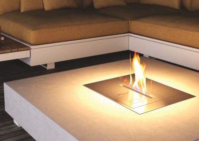 BLR Interiorismo Madrid (V05-Mesa Ethanol Fire)