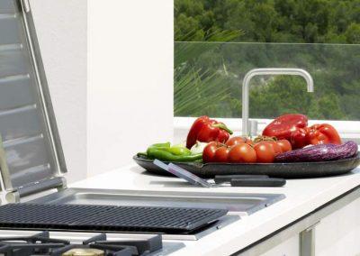 BLR Interiorismo Madrid (V05-Out door Kitchen)