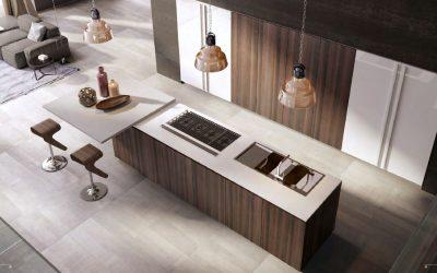 Cocinas de diseño: islas y cocinas abiertas