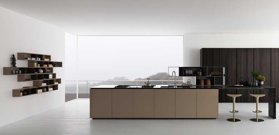 Cocinas de diseño con isla, diseños que aúnan funcionalidad y estética