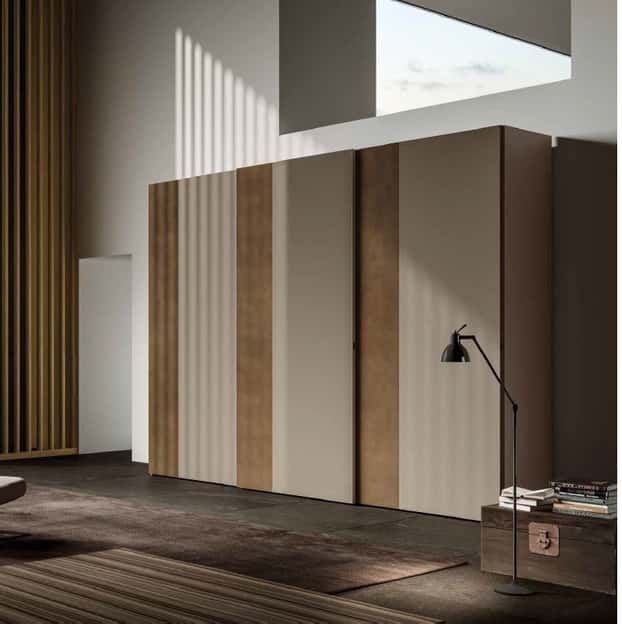 ¡Apuesta por nuestros elegantísimos armarios de diseño italiano!