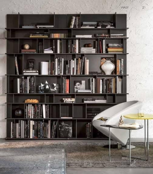 Aúna cultura y elegancia con nuestras librerías de diseño